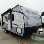 Keystone RV travel trailer