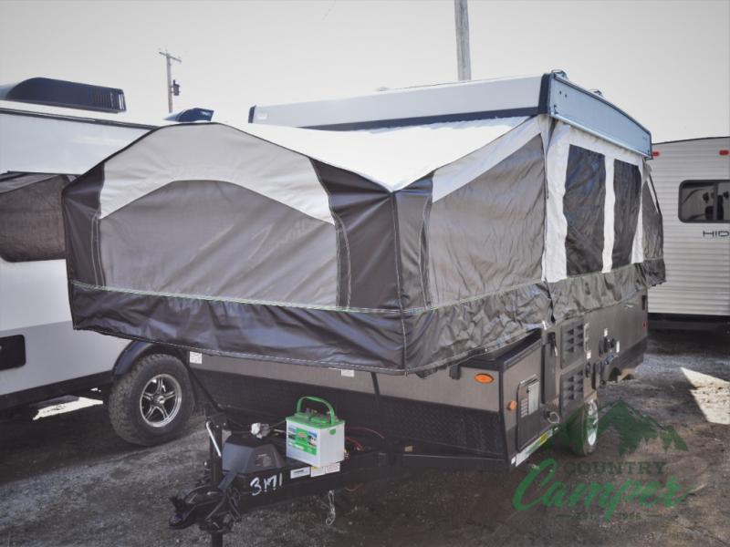 Rockwood Extreme Sports Camper