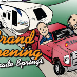 cousins rv grand opening