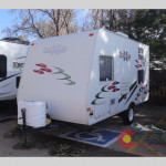 USED 2008 R-VISION TRAIL-LITE CROSSOVER 16BH