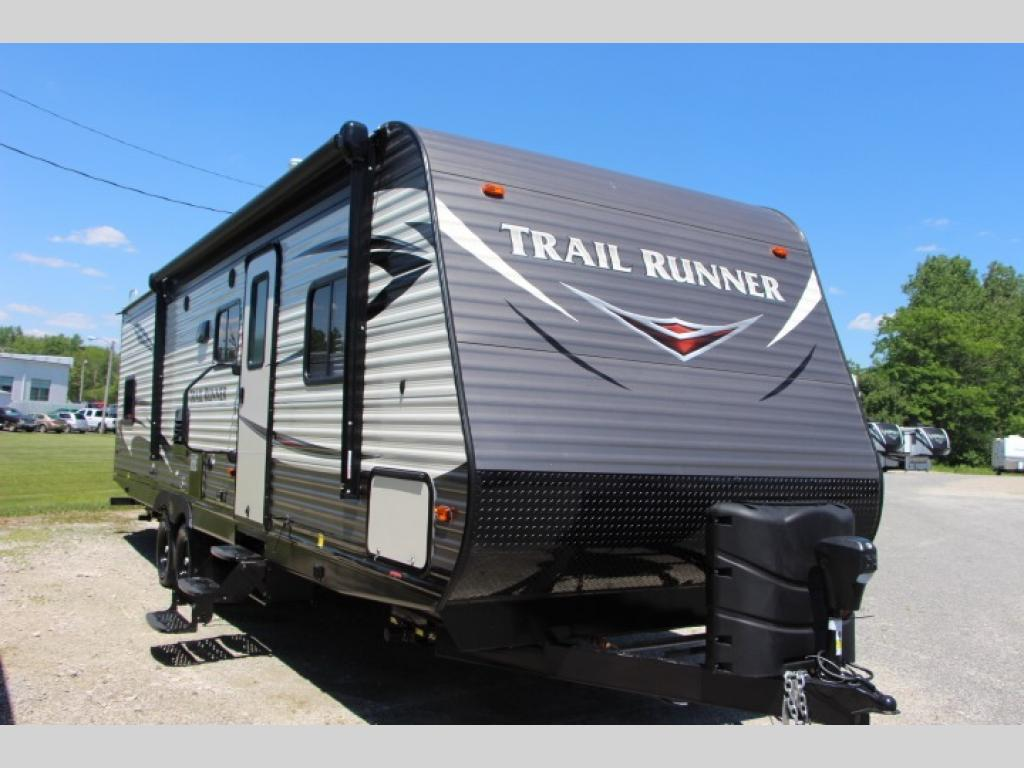 Heartland Trailer Runner Travel Trailer Exterior