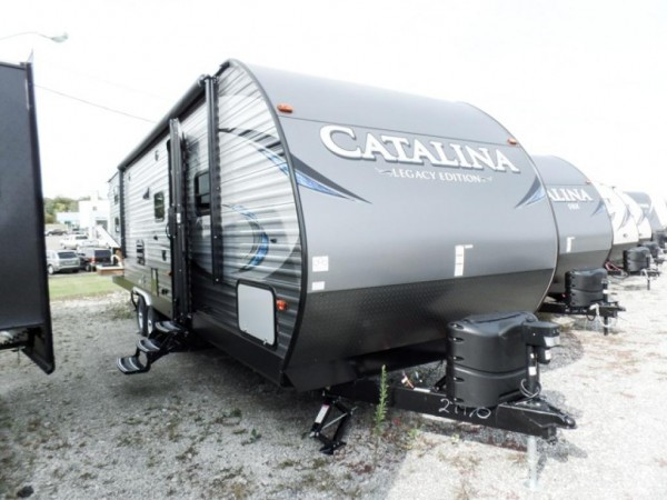 Catalina Legacy travel trailer