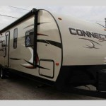 Spree Connect travel trailer