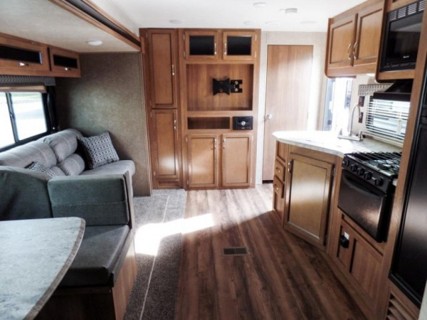 Catalina SBX Travel Trailer Review: A Fully Loaded Trailer