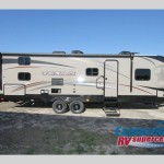 evergreen texan travel trailer