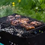 Explore USA RV Campground Cooking