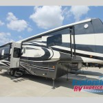 DRV Luxury Suites Exploring Edition Fifth Wheel