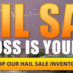 Hail Sale Explore RV