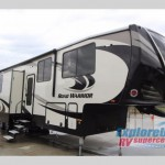 Road Warrior Toy Hauler Fifth Wheel