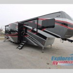 Dutchmen Voltage Epic Fifth Wheel Toy Hauler