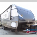 2018 CrossRoads Zinger Travel Trailer