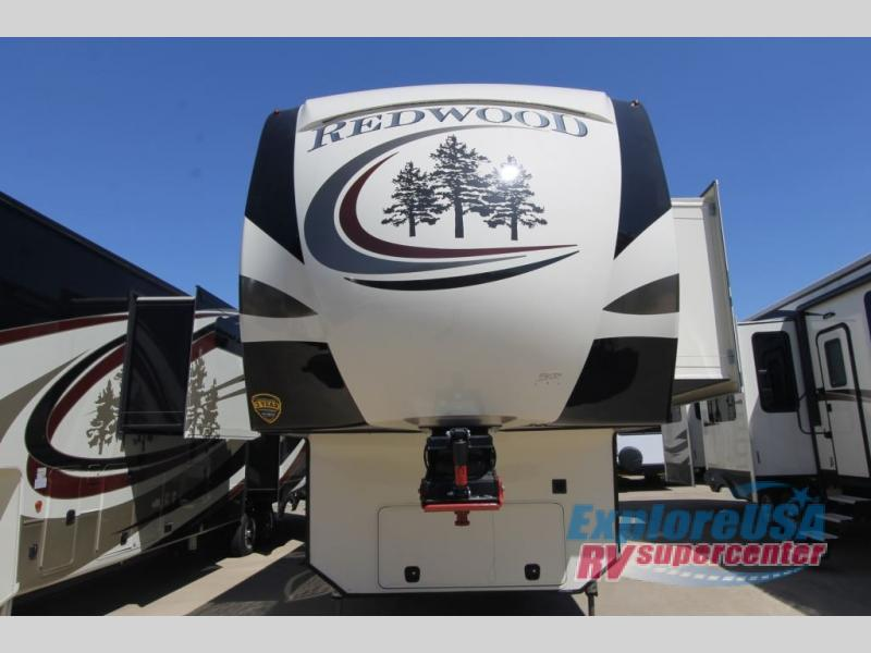 Redwood Fifth Wheel RV Front