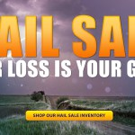 ExploreUSA RV Hail Sale