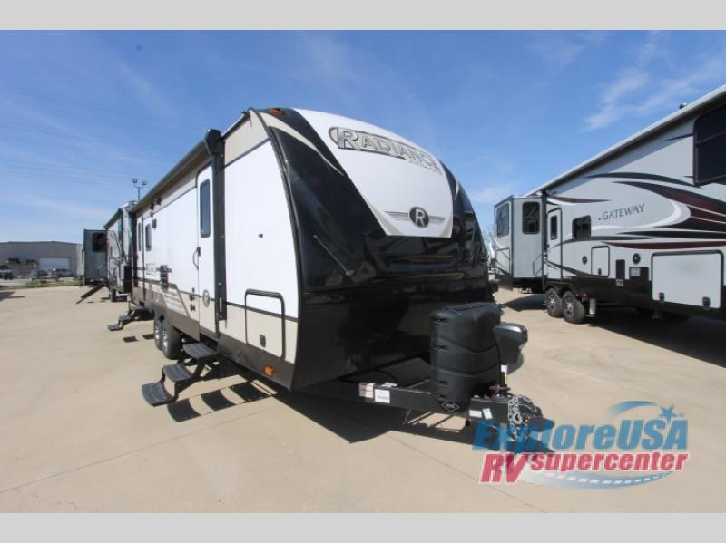 ExploreUSA RV Hail Sale Cruiser Radiance