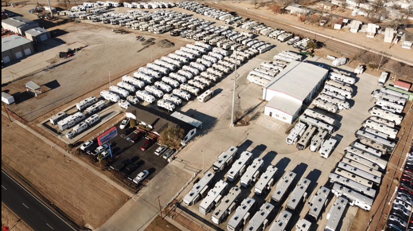 ExploreUSA RV Hail Sale Denton TX Inventory