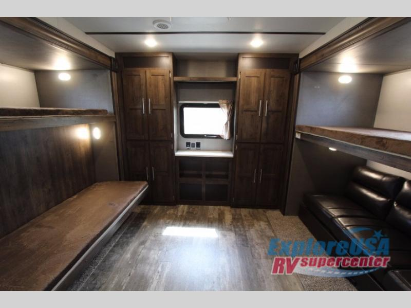Bunkhouse Rvs Family Friendly Rv Floorplans