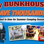 Explore USA RV Bunkhouse RVs