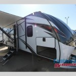 Heartland North Trail 22FBS Travel Trailer