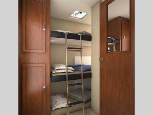 Lance Travel Trailer Bunks