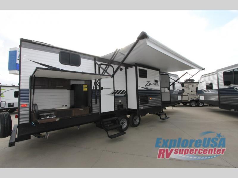 Easy Campground Recipe RV Outdoor Kitchen