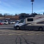 Shopping with your RV