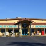 Folsom Lake RV dealership entrance