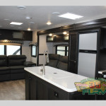 Venture RV Kitchen