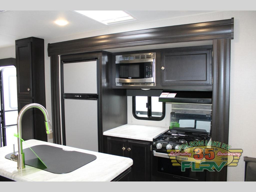 Venture RV Kitchen 2