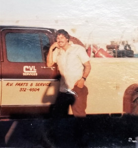 Charlie has always had a passion for RV service