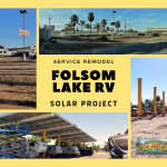 Reinvesting in Serive Department at Folsom Lake RV