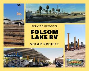 Reinvesting in Serive Department at Folsom Lake RV
