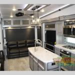 Montana fifth wheel interior kitchen