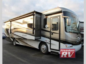 Brilliant Class A RVs New Challenger Motorhome Review Flagship RV W Gas