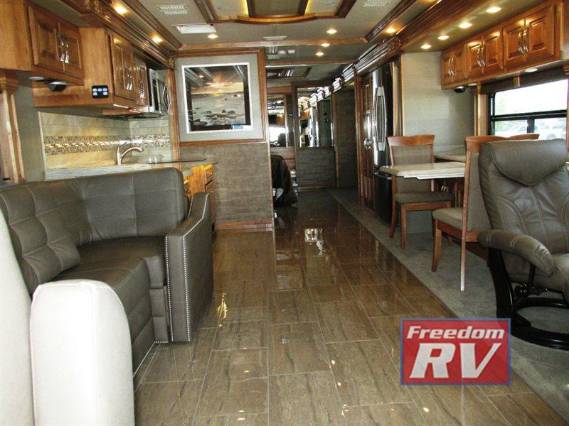 American Coach American Dream Class A Diesel Motorhome Interior