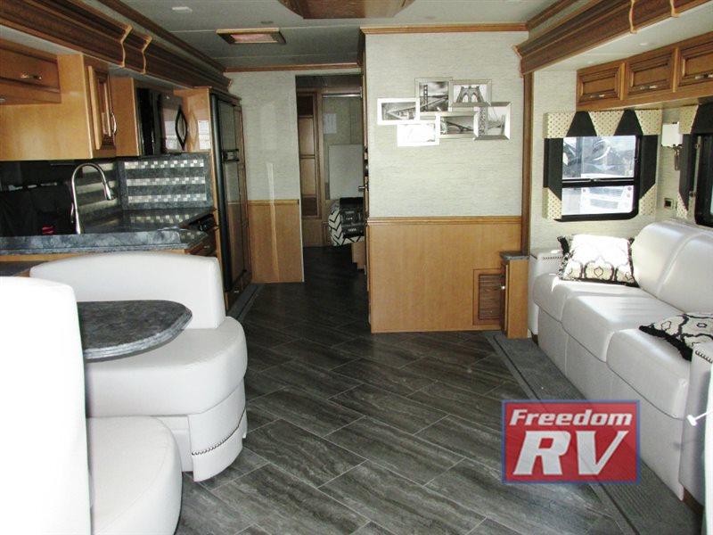 Newmar Ventana Class A Diesel Motorhome Interior