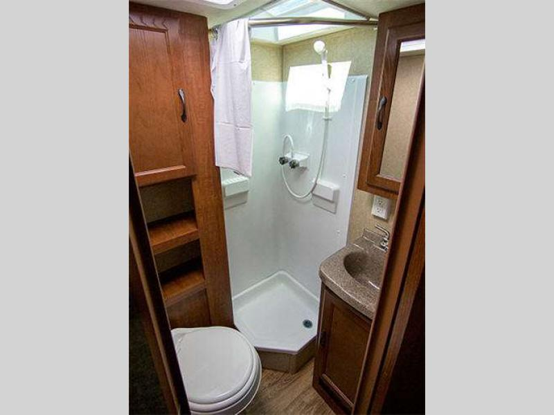 Travel Lite 2.0 Travel Trailer Bathroom
