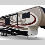 Crossroads Redwood Fifth Wheel