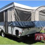 Viking LS Serie pop up camper