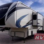 KZ Durango Gold Fifth Wheel Exterior