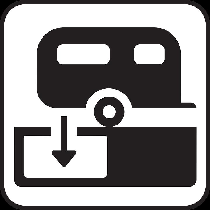 RV Dump Station App
