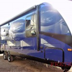 Winnebago Minnie Exterior