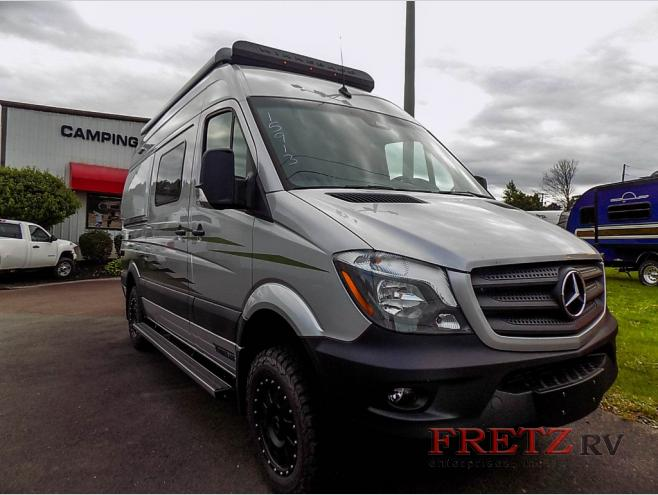 Fretz Winnebago Revel Main
