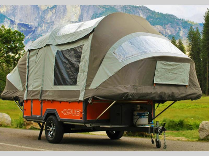OPUS Air Off-Road Pop-Up Camper Review: 3 Ways to Upgrade
