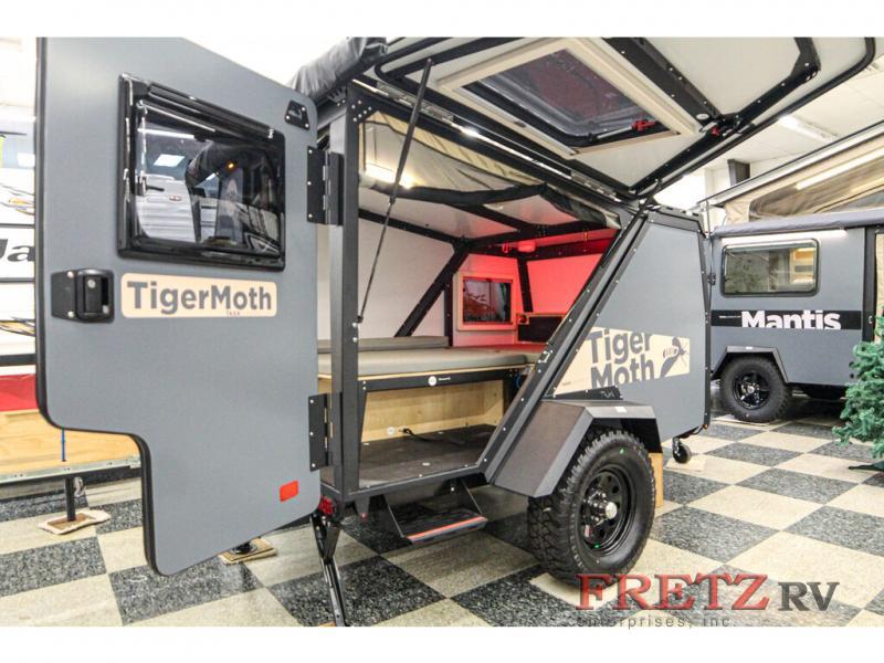 TAXA Tiger Moth Interior