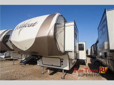 wildcat fifth wheels