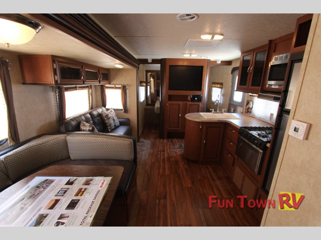 26 Ft Travel Trailer Floor Plans Forest River Salem Bunkhouse Travel Trailers So Many