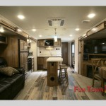 Rockwood Signature Ultra Lite interior