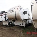 Palomino Columbus Fifth Wheel 384RD