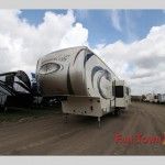 Palomino Columbus Compass 386FKC Fifth Wheel