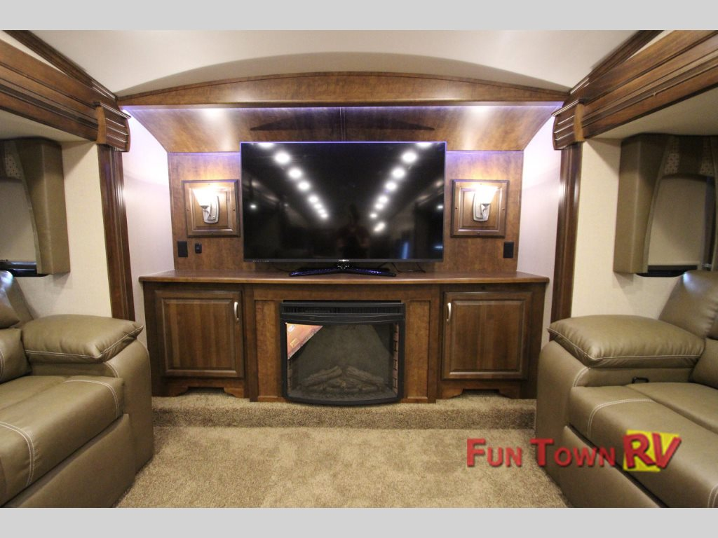 Forest River Cardinal 3800FL Fifth Wheel Living Room